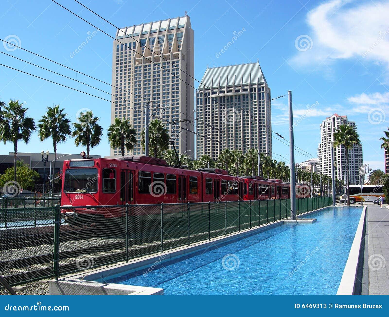 San diego transport publiczny