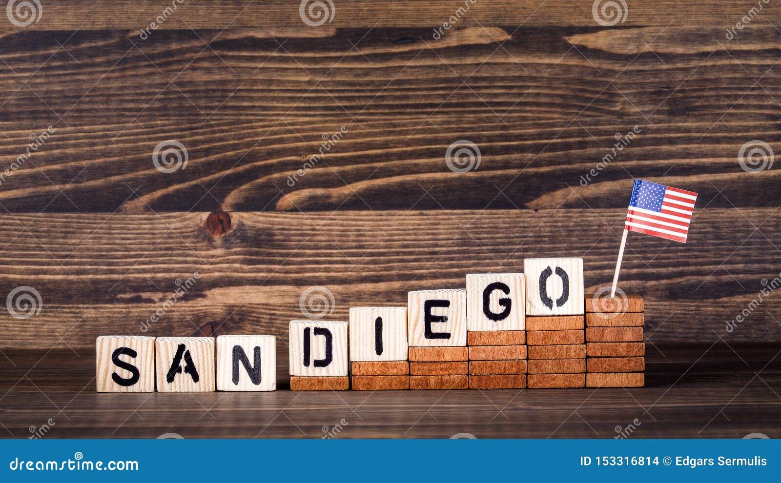 San Diego United States Concepto de la política, económico y de la inmigración
