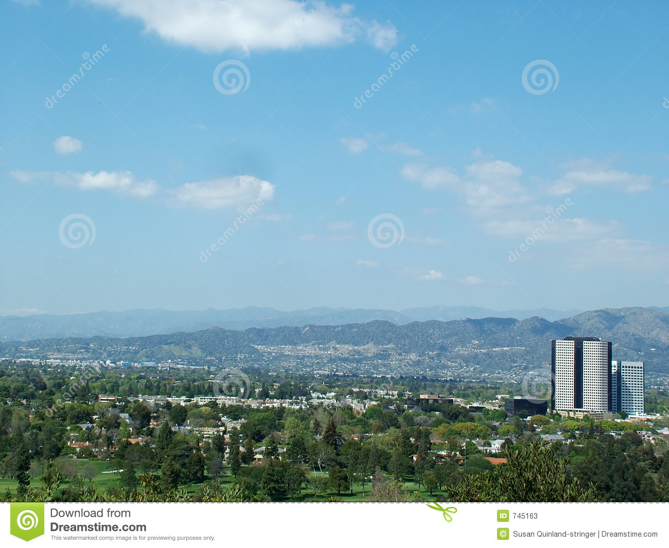San fernando sky stock photos image 745163 for Ultra glass chatsworth ca