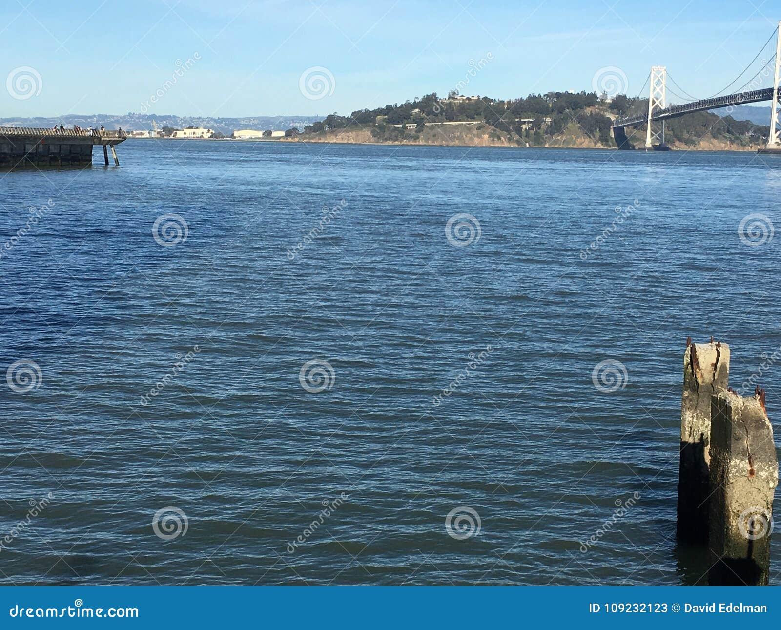 San Francisco Bay, die over tijd vergeten