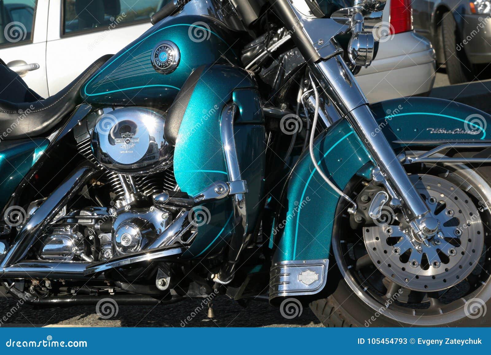 Harley Davidson San Francisco >> San Francisco Ca August 3 2008 Motorcycle Harley