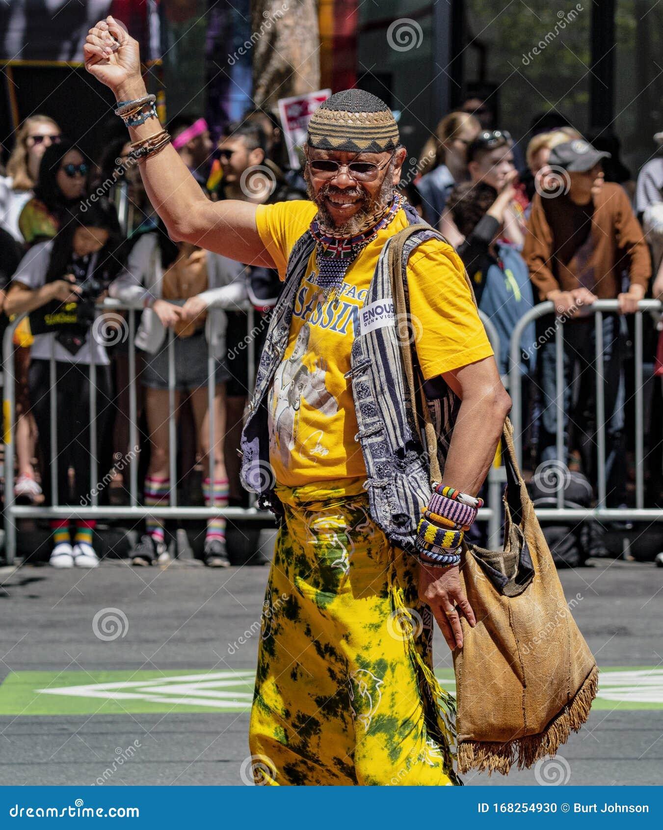 Gay Pride Parade In San Francisco - Emperor Norton And