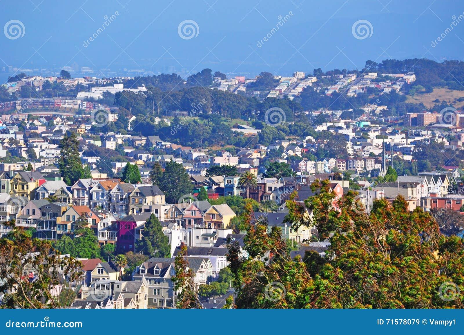 San Francisco, California, los Estados Unidos de América, los E.E.U.U.