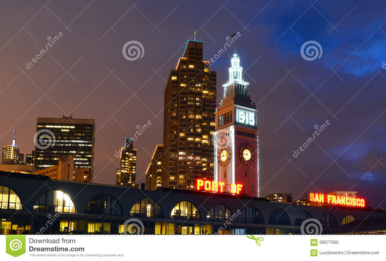 San Francisco S Embarcadero And Ferry Building Travel Audio
