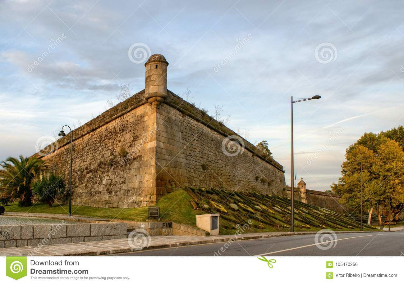 San Francisco Fortress in Chaves