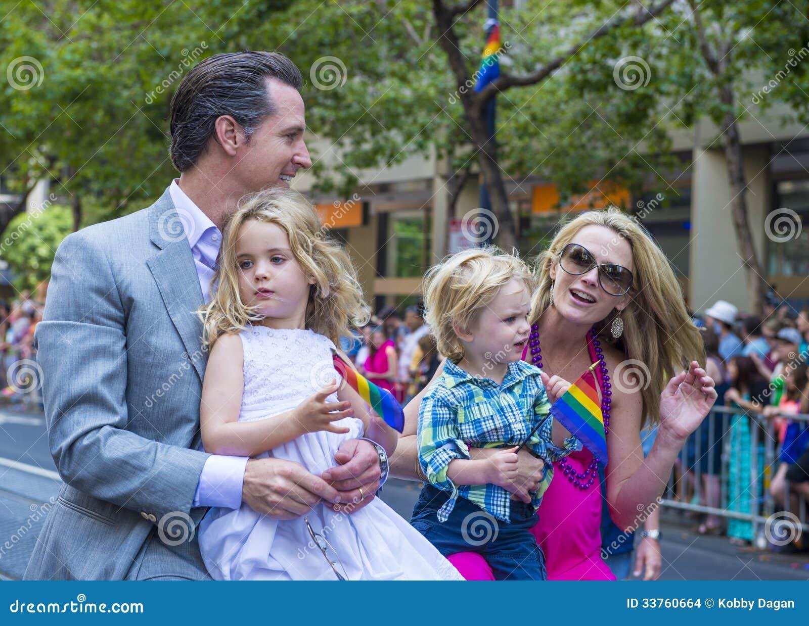parade lesbian francisco San gay