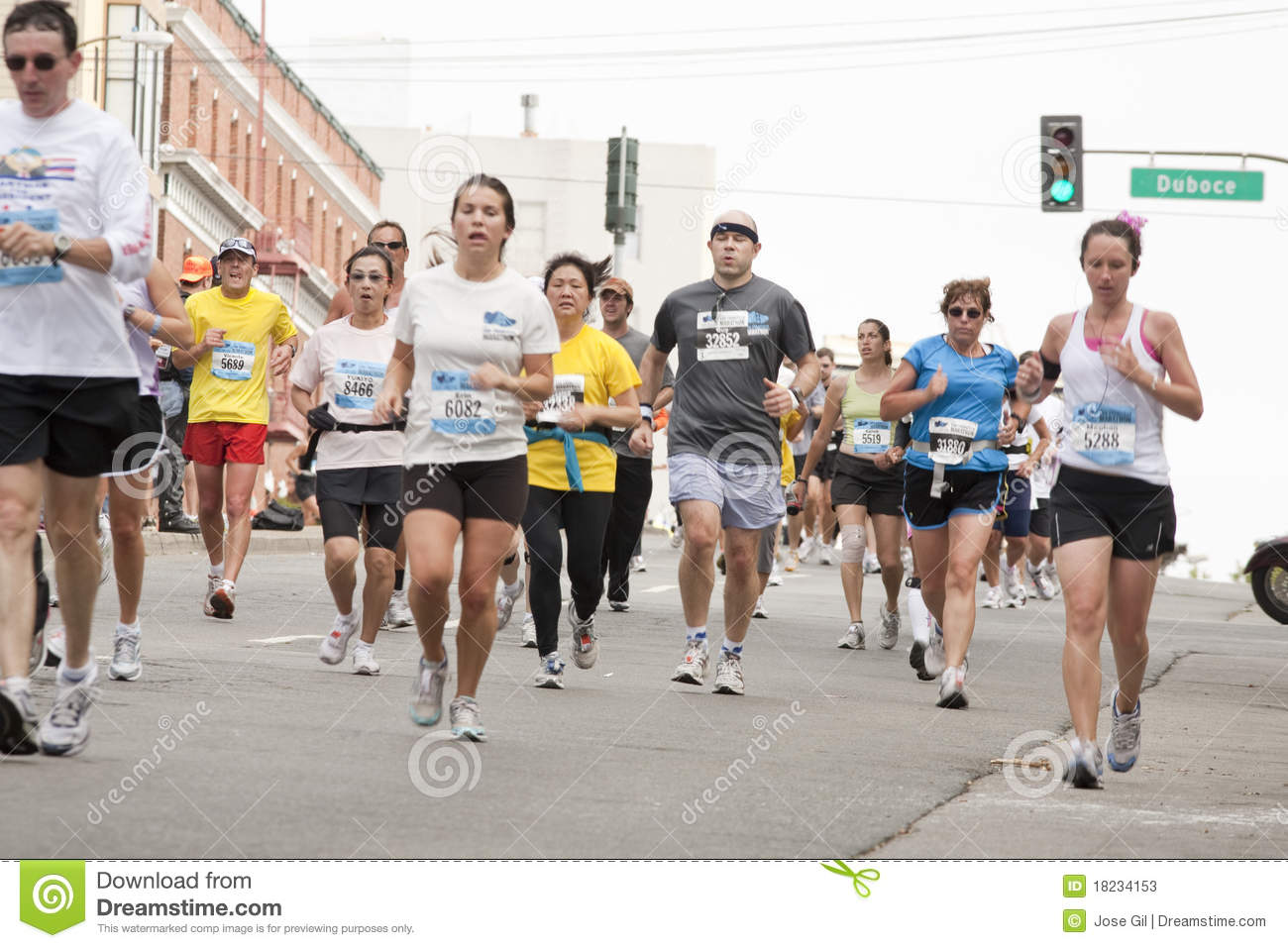 Jul 27,  · On Sunday, San Francisco will host its 41st annual marathon. According to NBC Bay Area, 27, runners are expected to turn out with approximately 50, spectators showing their support across.