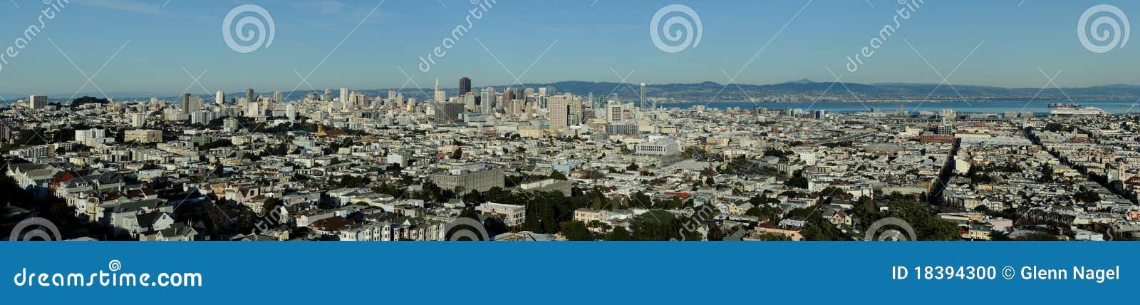 San Francisco panorâmico
