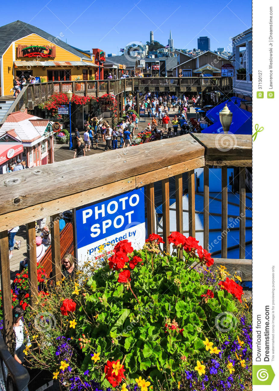 san francisco pier 39 photo spot editorial photography image of