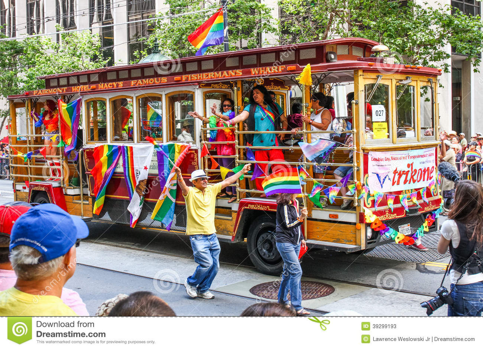 San Francisco Pride Parade Trikone LGBT Trolley Float Editorial Stock ...: http://www.dreamstime.com/stock-photos-san-francisco-pride-parade-trikone-lgbt-trolley-float-group-lesbian-gay-bisexual-transgender-members-supporters-image39299193