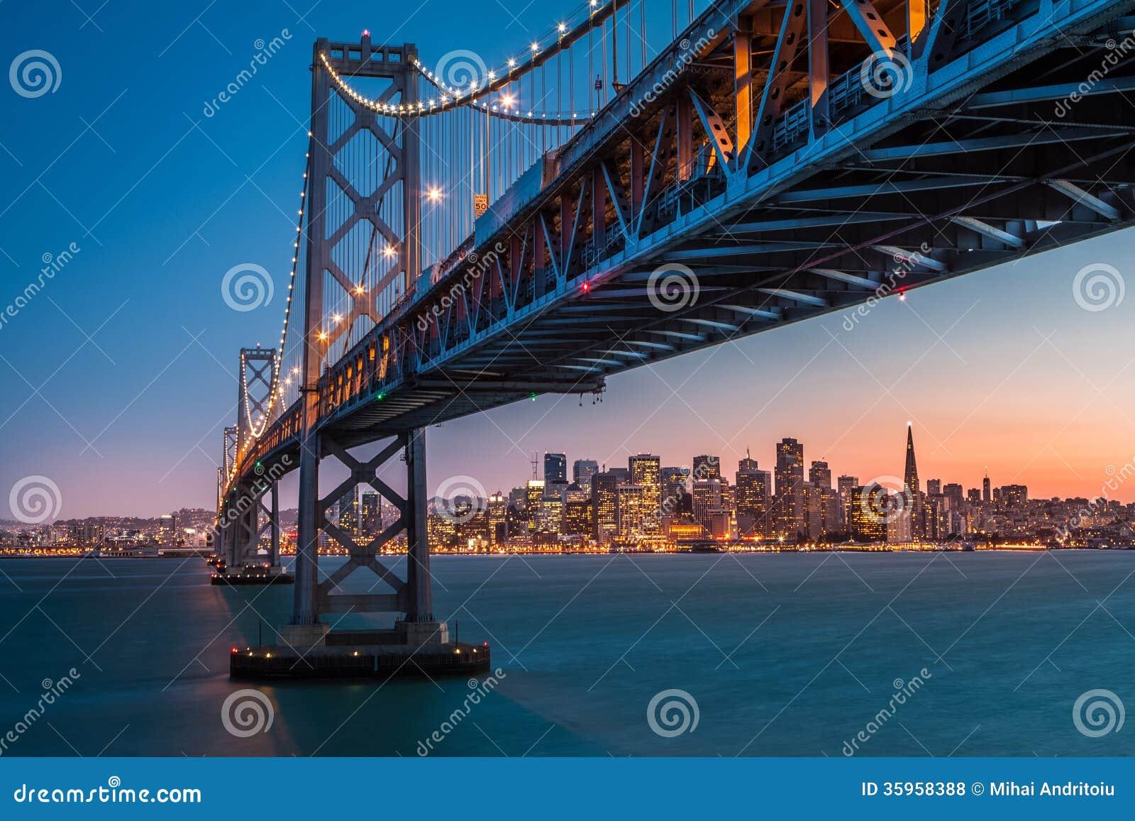San Francisco que enmarca