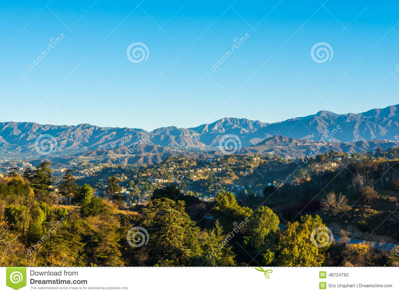 San Gabriel Mountains 2