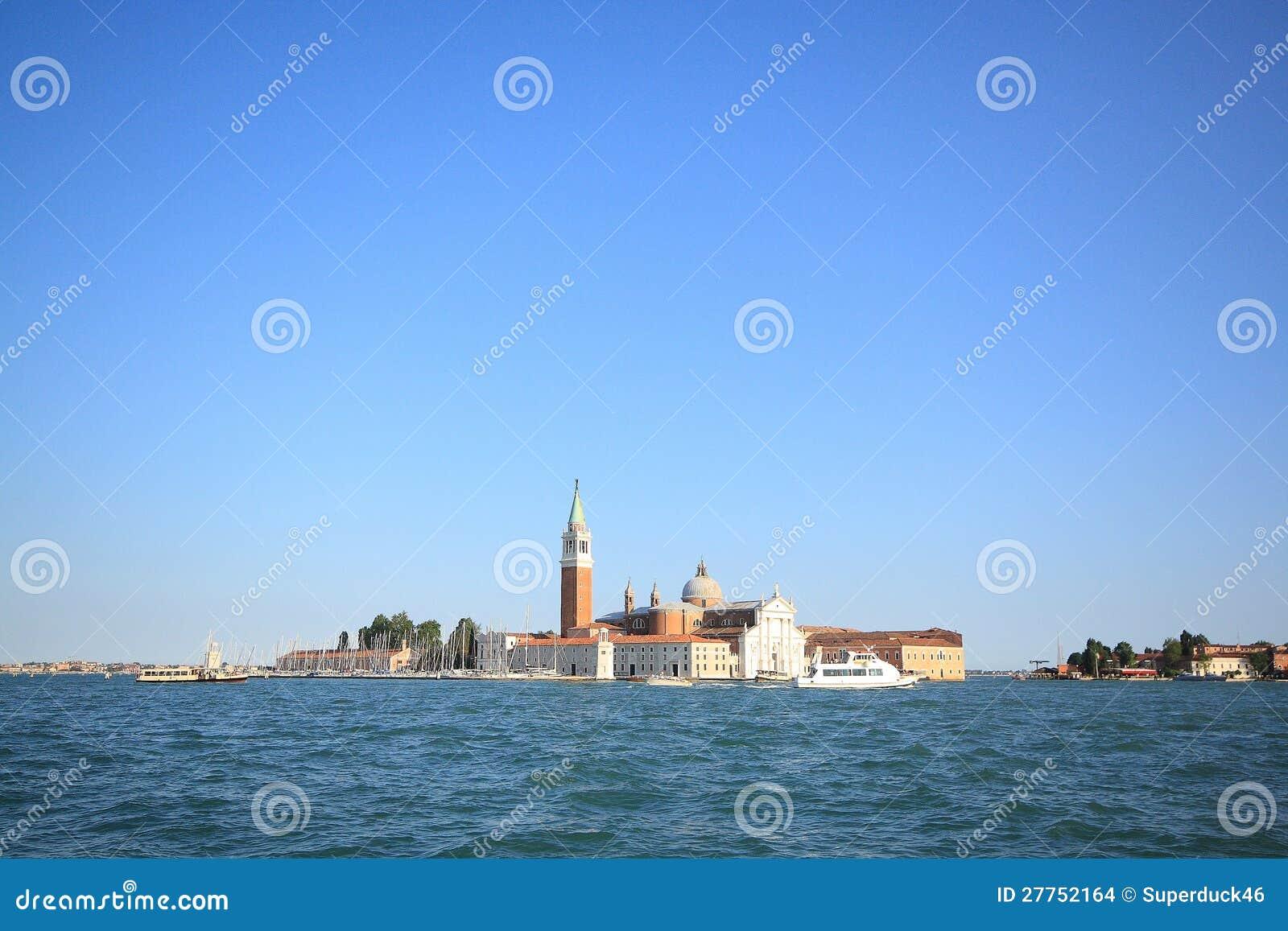 San Giorgio Maggiore, Venise
