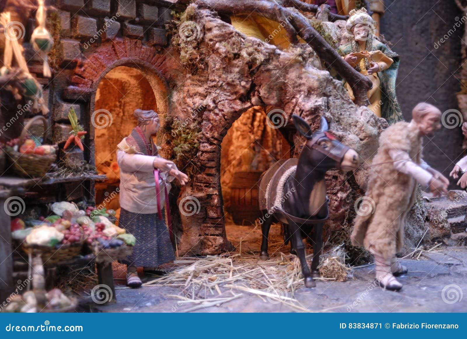 San Gregorio Armeno craftsmen