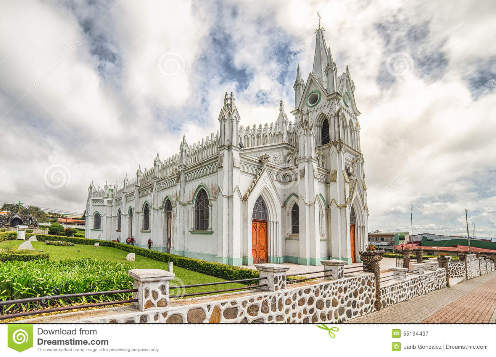 San Isidro kościół katolicki