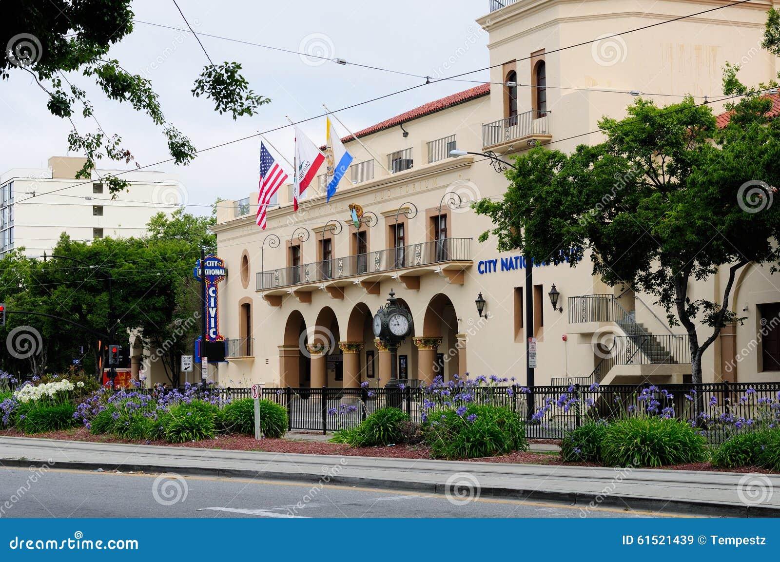 San Jose City National Civic Building