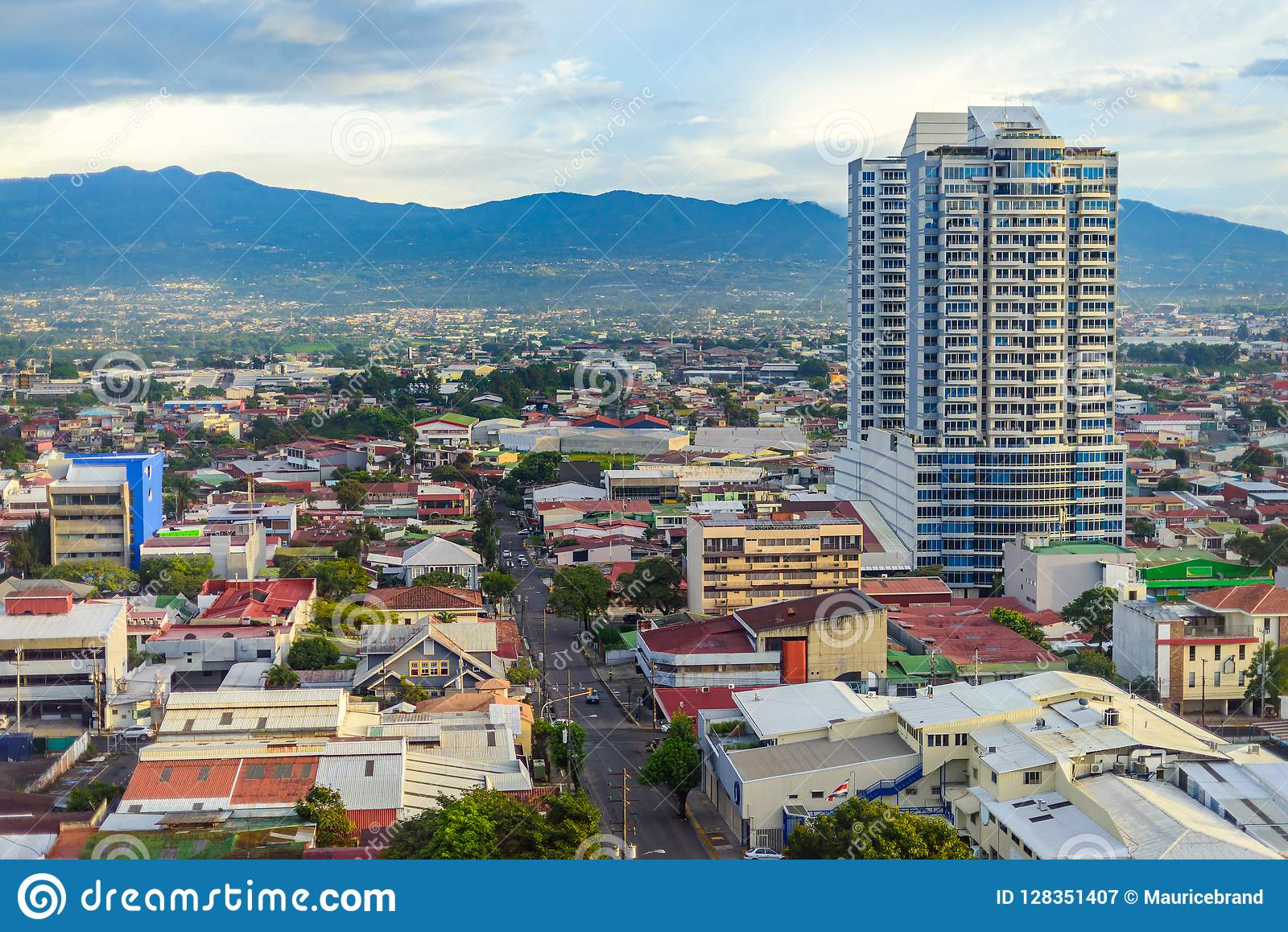 San Jose Costa Rica huvudstad