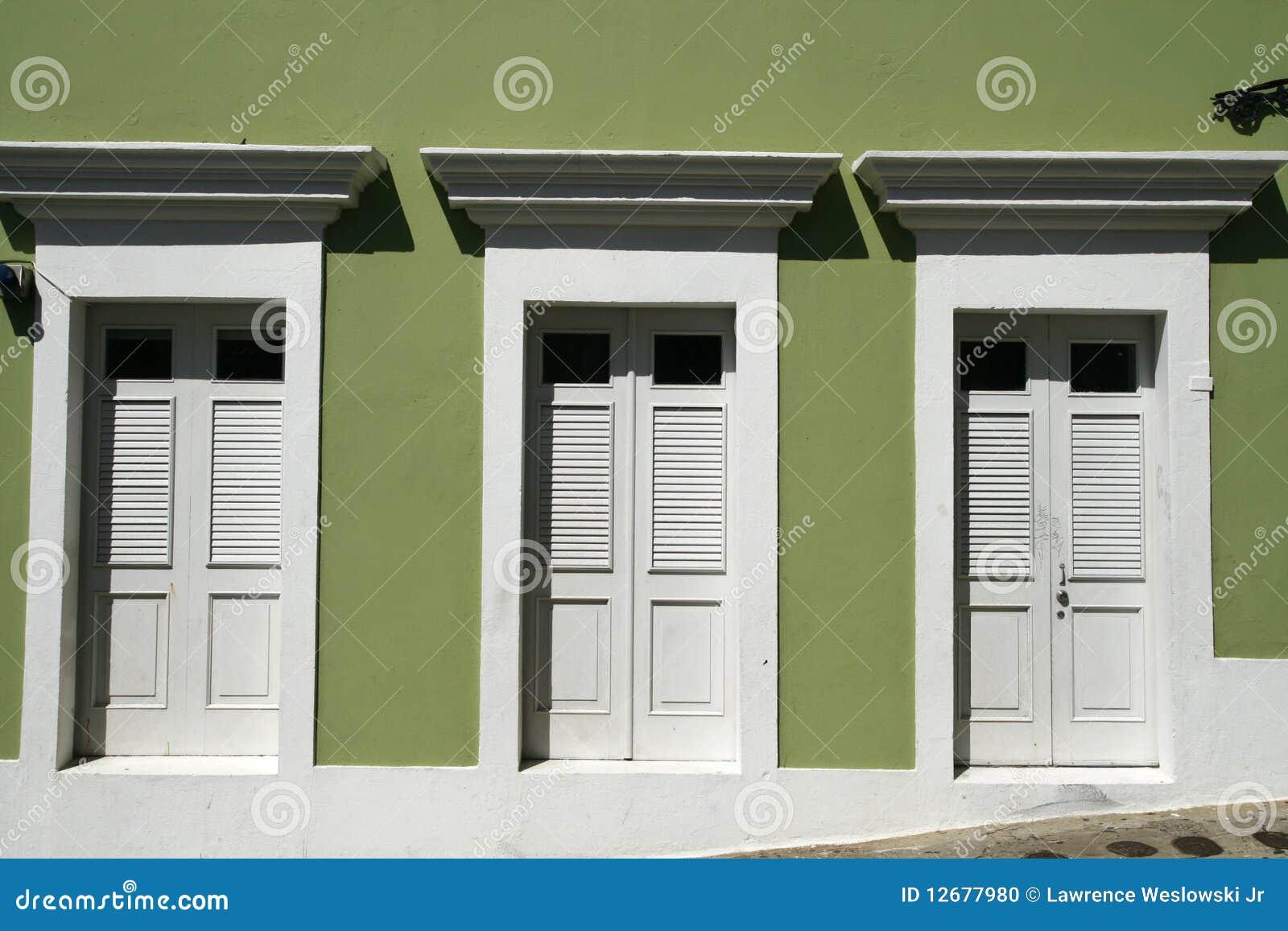 San Juan - 3 puertas en San Juan viejo