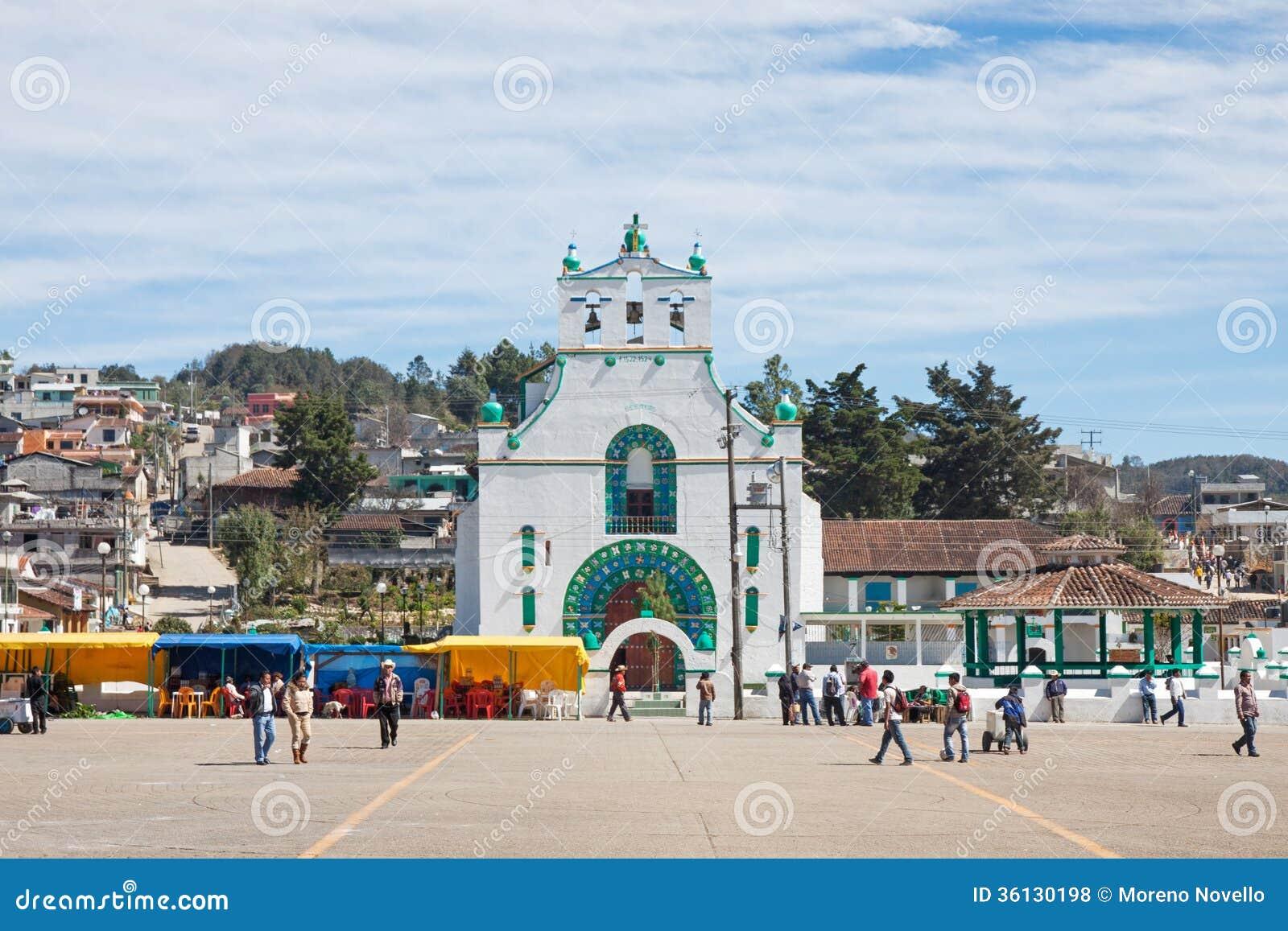 San Juan Chamula, Chiapas, Mexiko