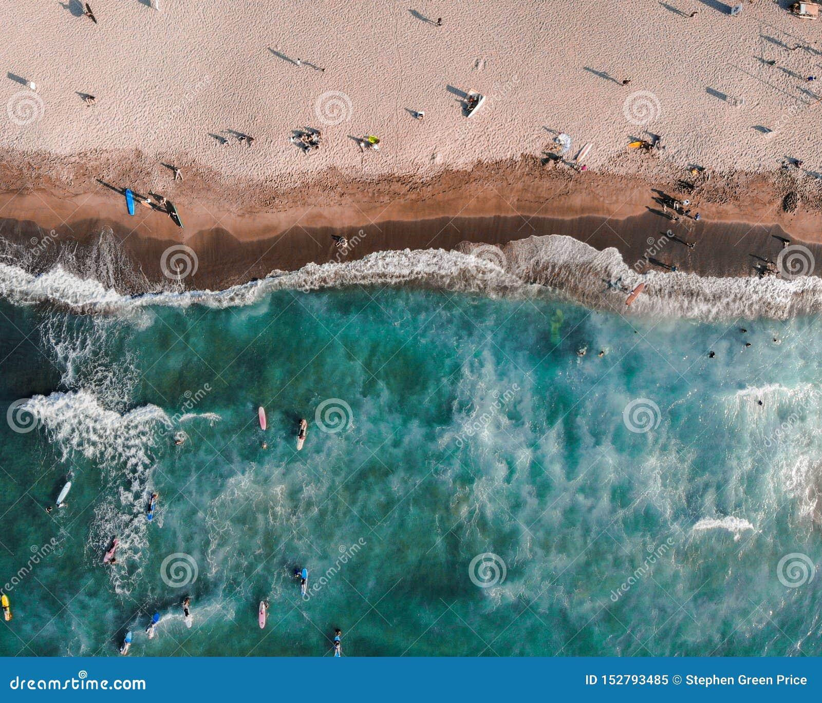 San Juan losu angeles zjednoczenie z góry - Filipiny