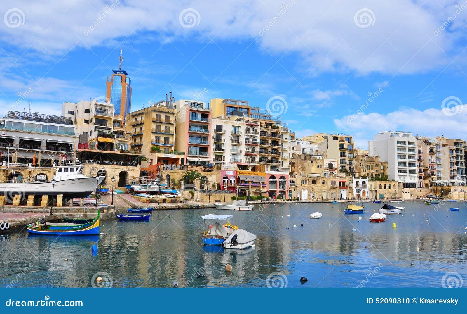 San Julians, Malta