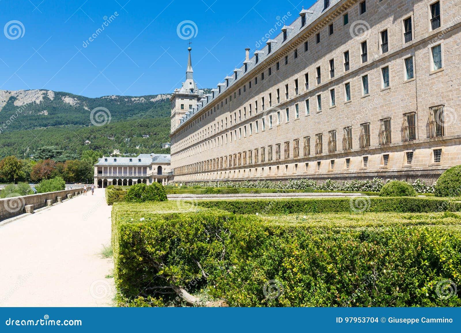 San Lorenzo de El Escorial - la Spagna - Unesco