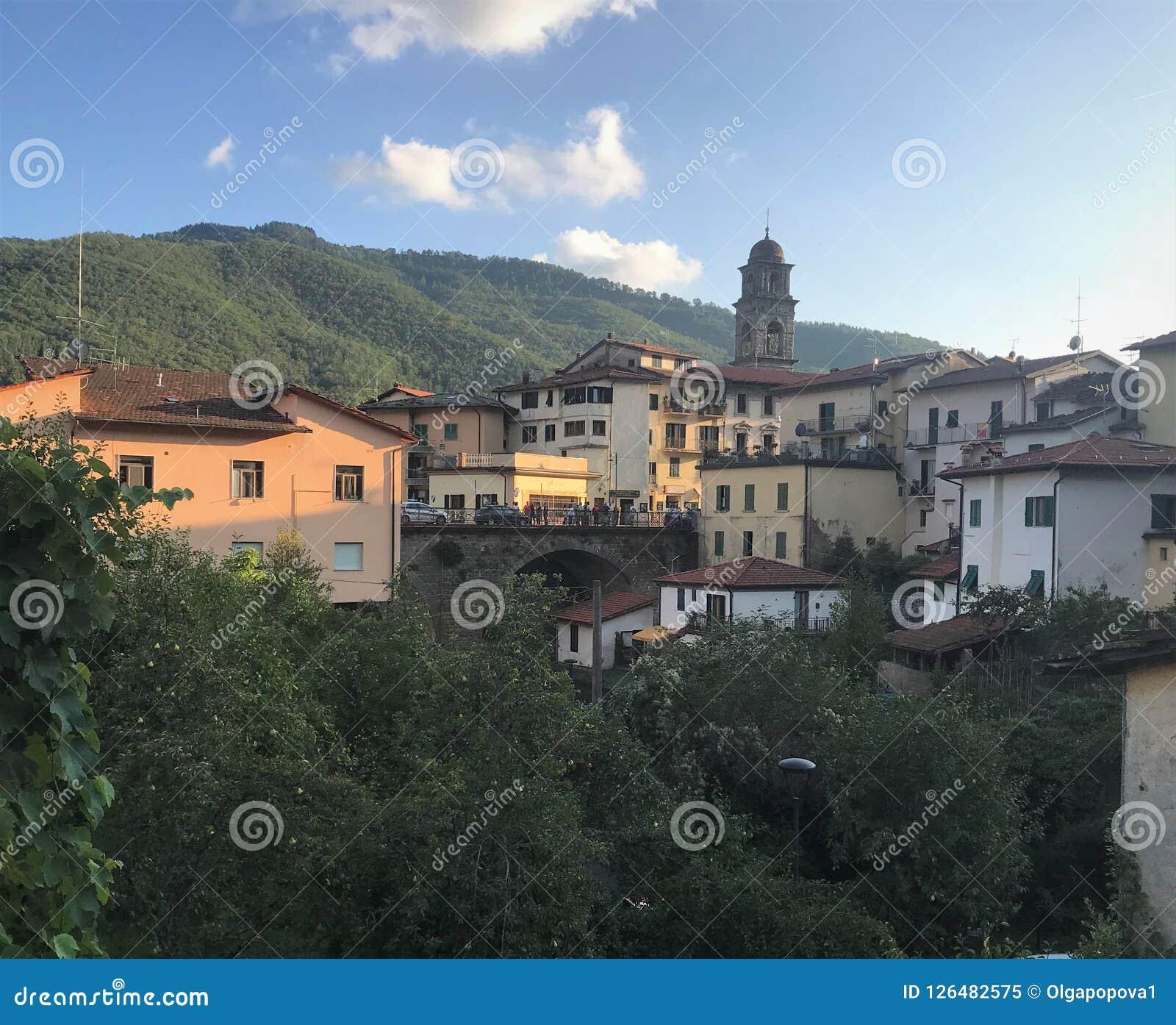 San Marcello, Pistoia, Włochy