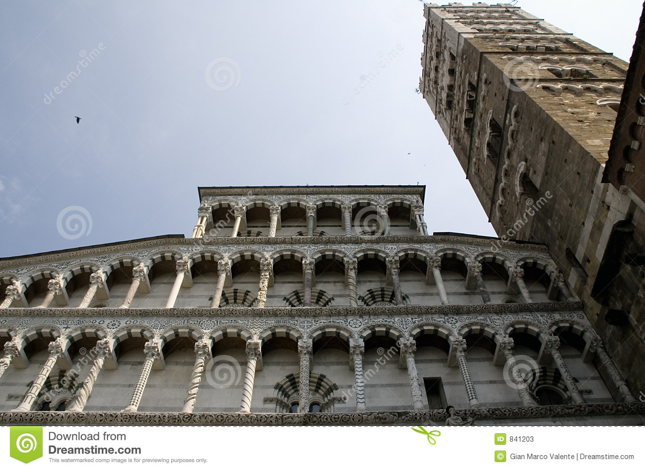 San Michele Cathedral - Lucca - Italy