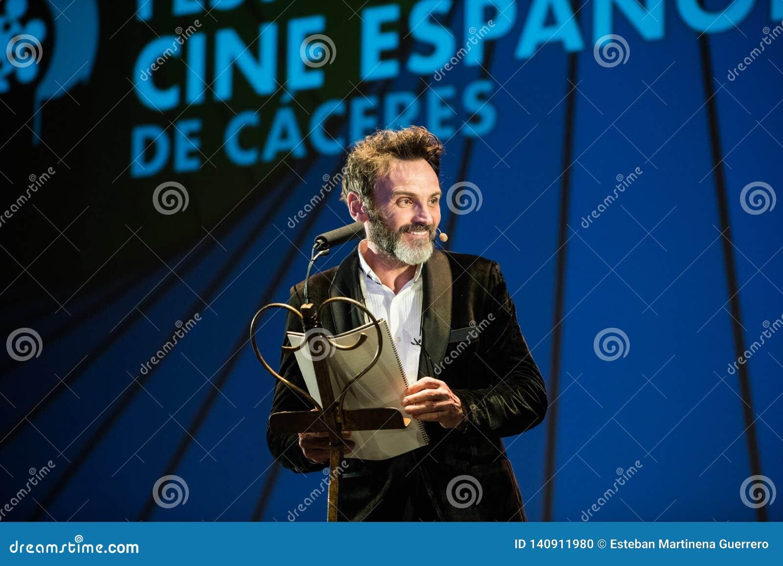 San Pancracio Award e festival de cinema espanhol caritativo