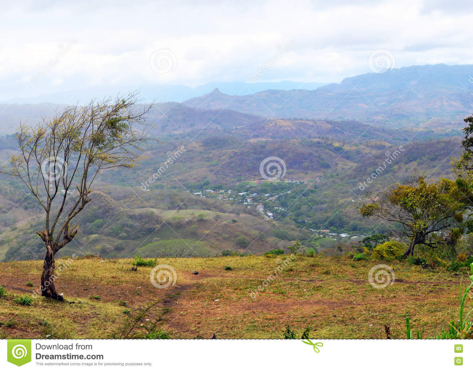 San Ramon Overlook