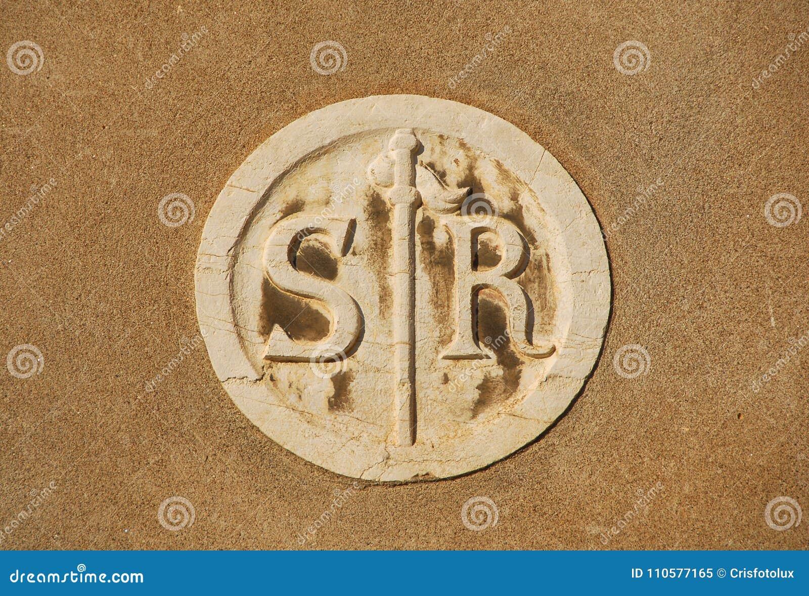 San Rocco symbol