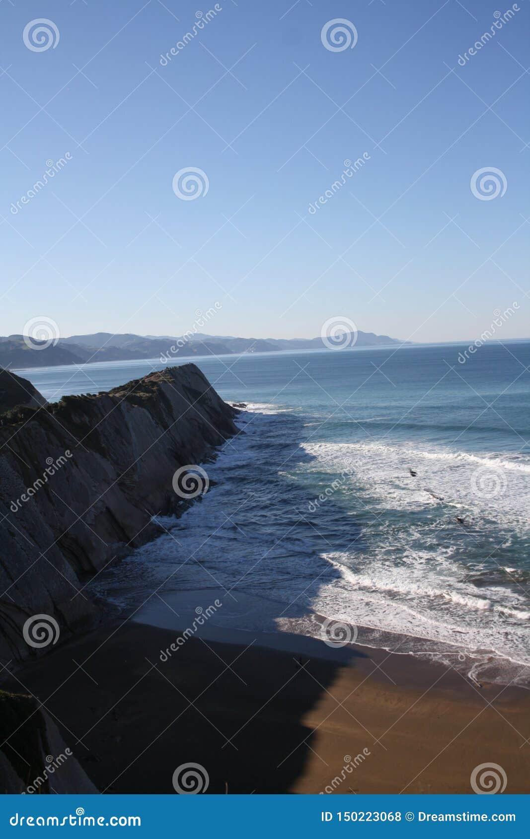 San Sebastian Sea