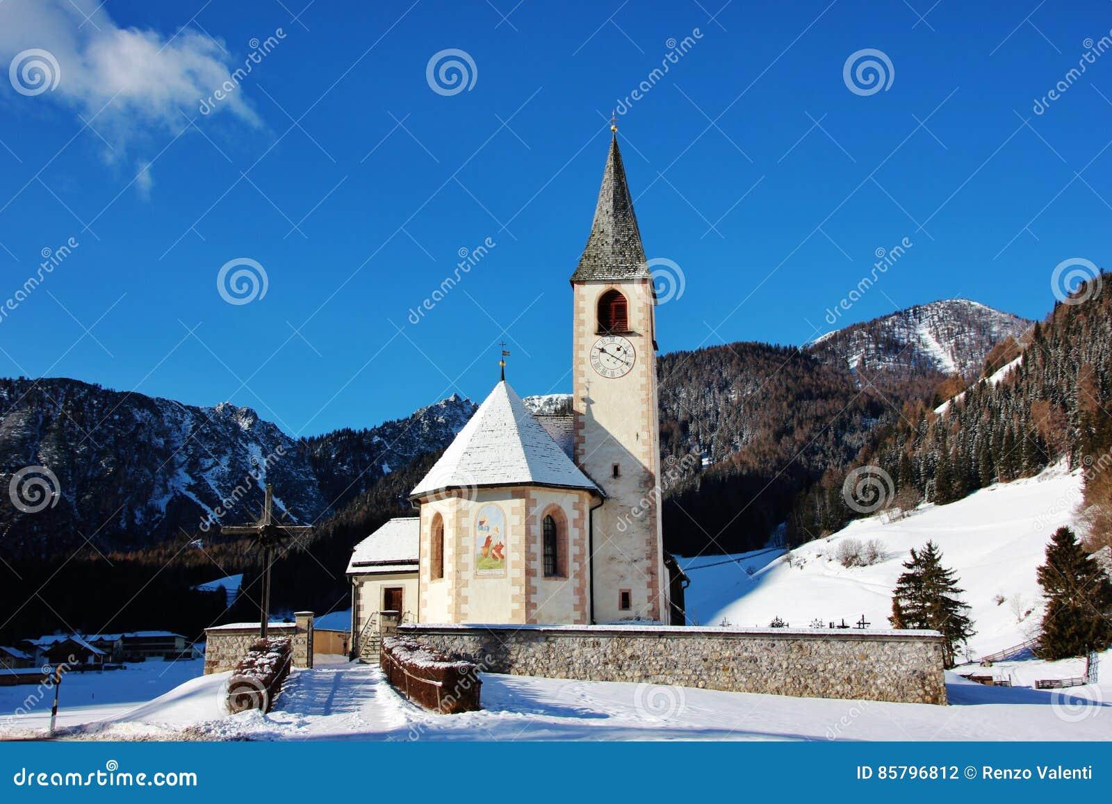 San Vito Church in Italy