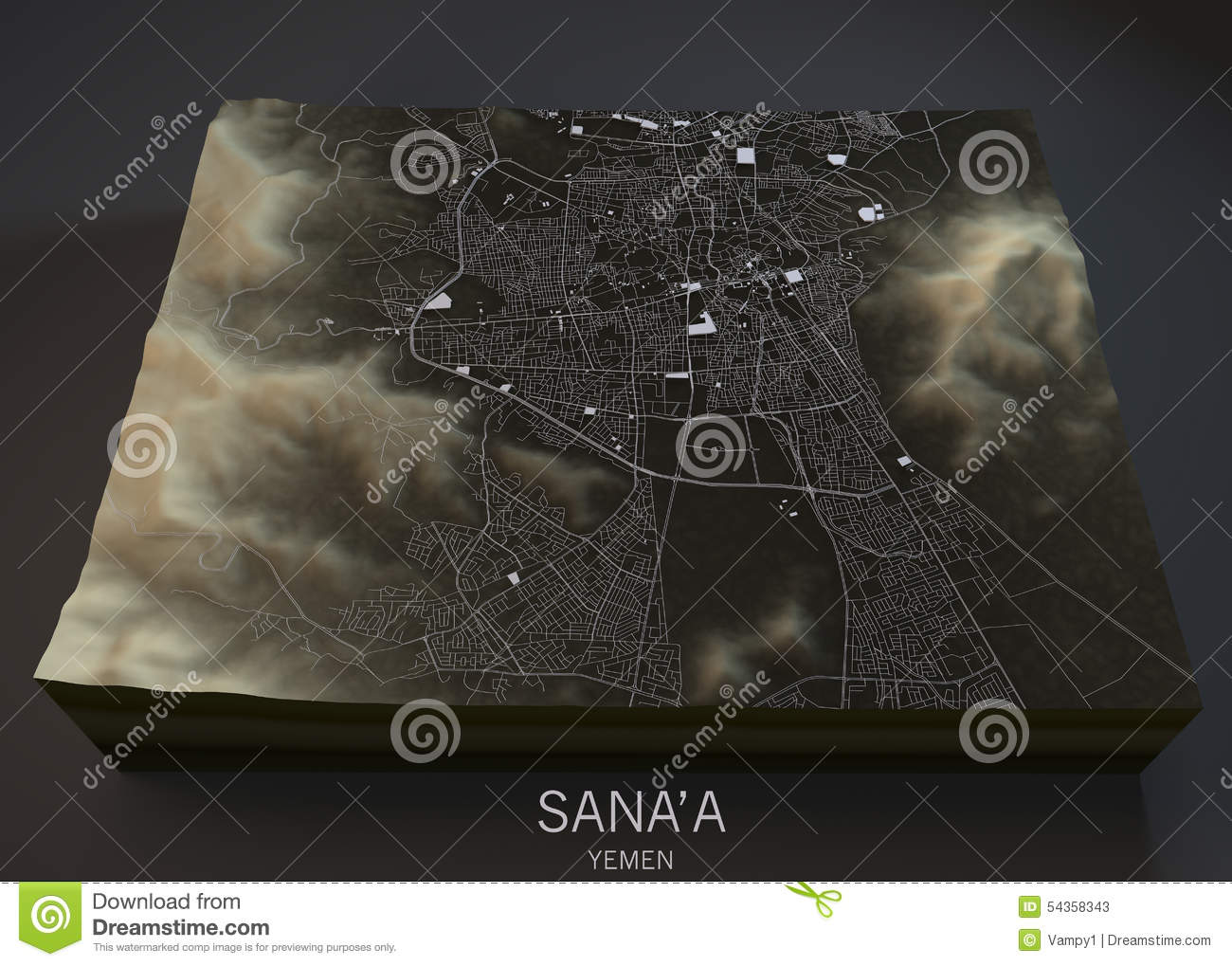 Sana'a Streets And Buildings Map Stock Illustration ... on detailed map of yemen, road map of yemen, outline map of yemen, terrain map of yemen, political map of yemen, physical map of yemen, topographic map of yemen,