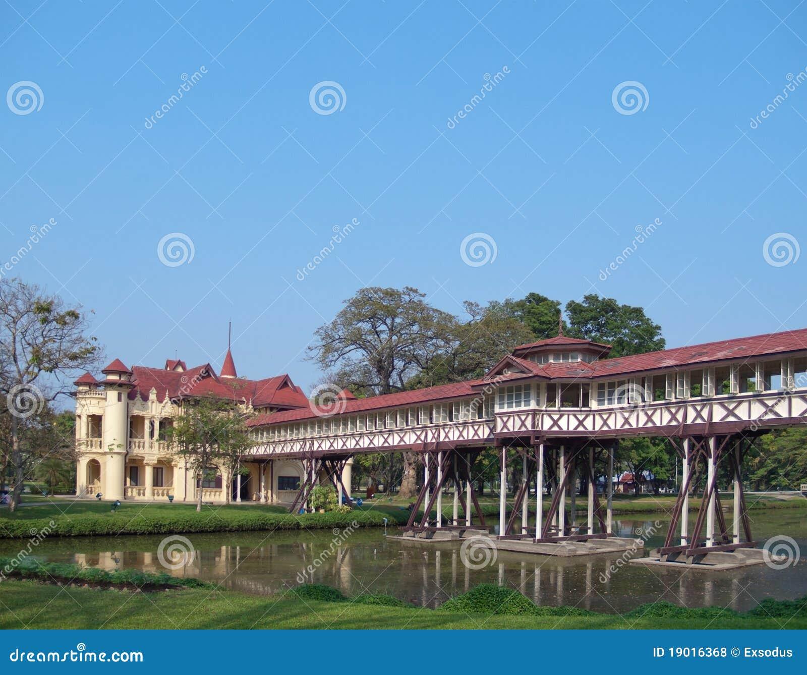 Sanam Chan Palace Royalty Free Stock Photos - Image: 19016368