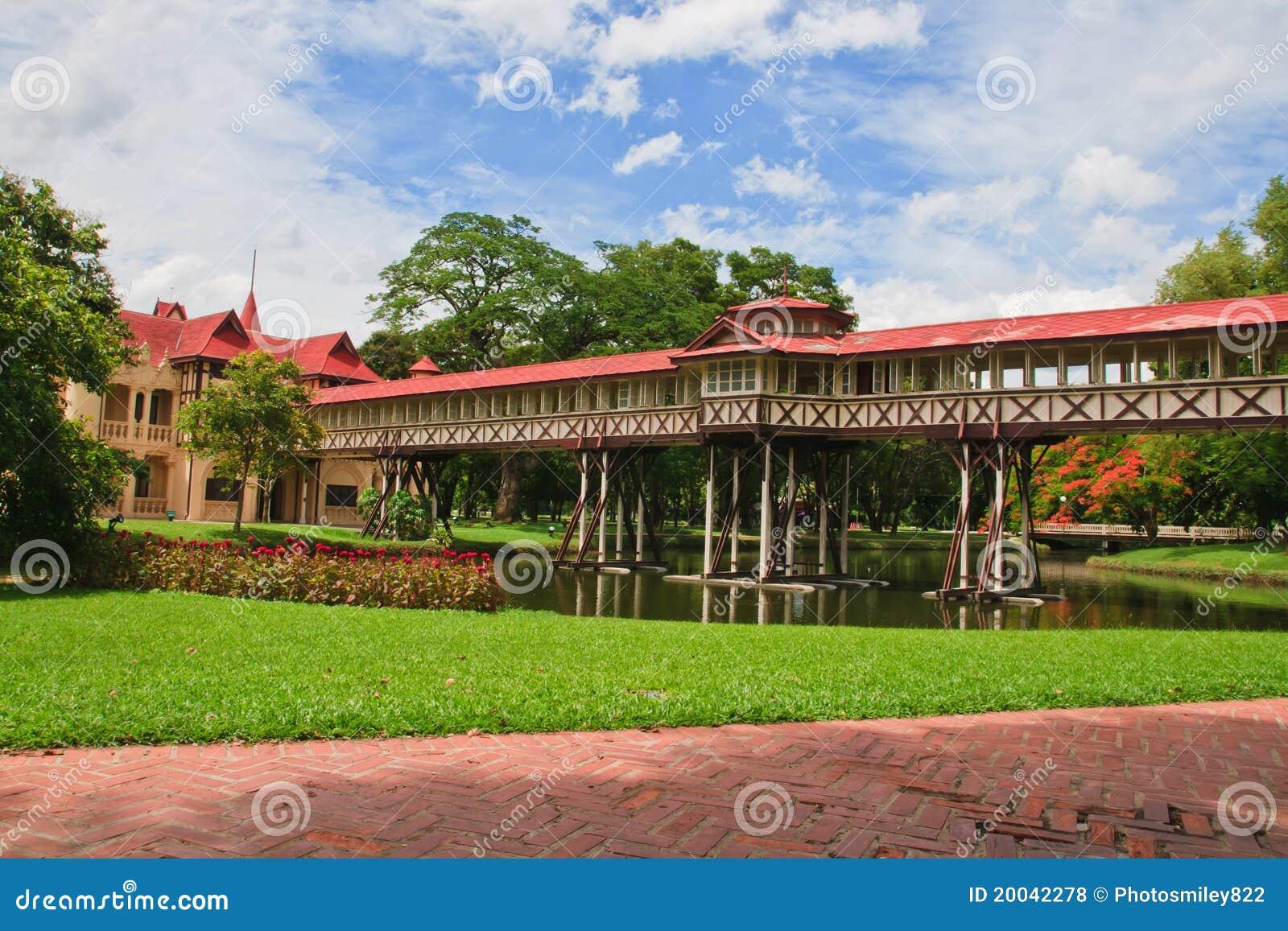 Sanam Chan Palace Royalty Free Stock Photos - Image: 20042278