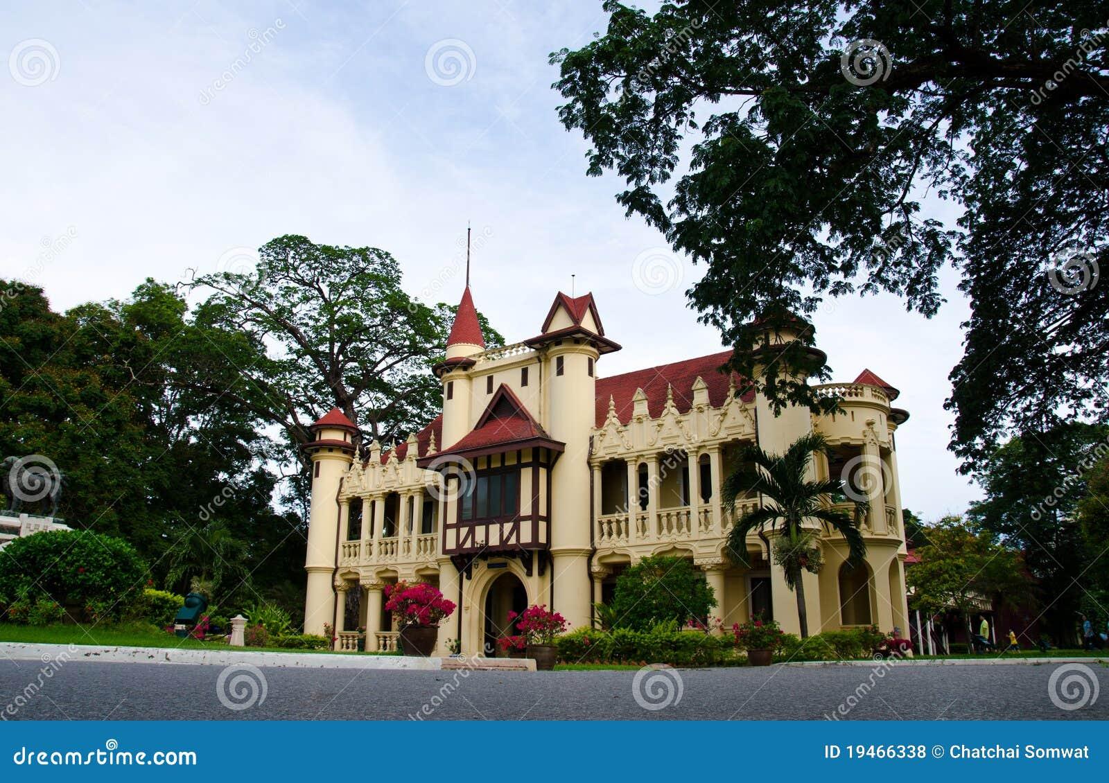 Sanam Chan Palace, Nakhon Pathom Province, Thailan Royalty ...