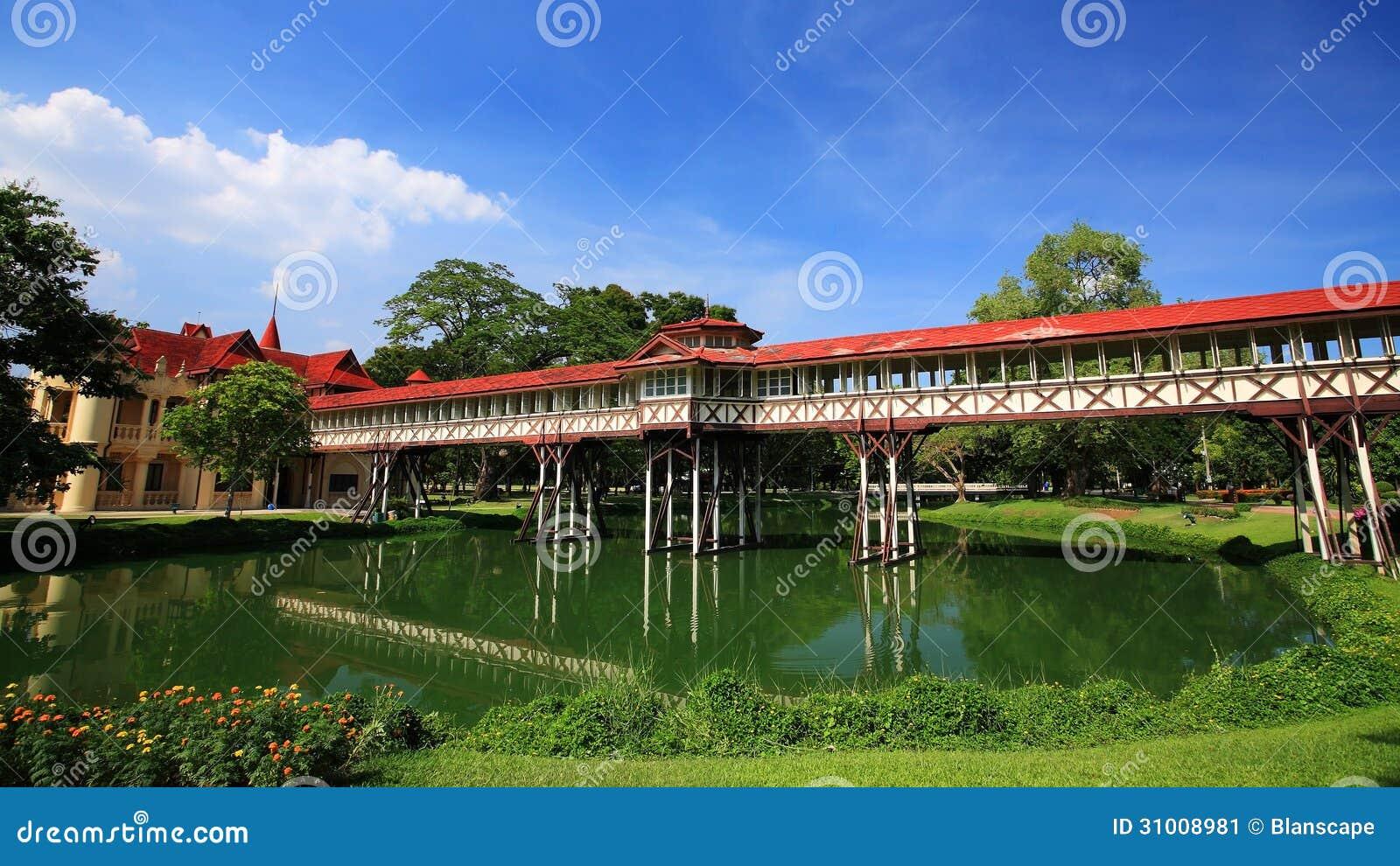 Sanam Chandra Palace Of King Rama VI Stock Image - Image ...
