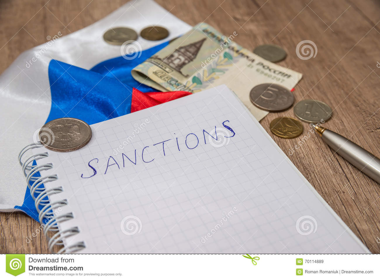 Sanctions for russia