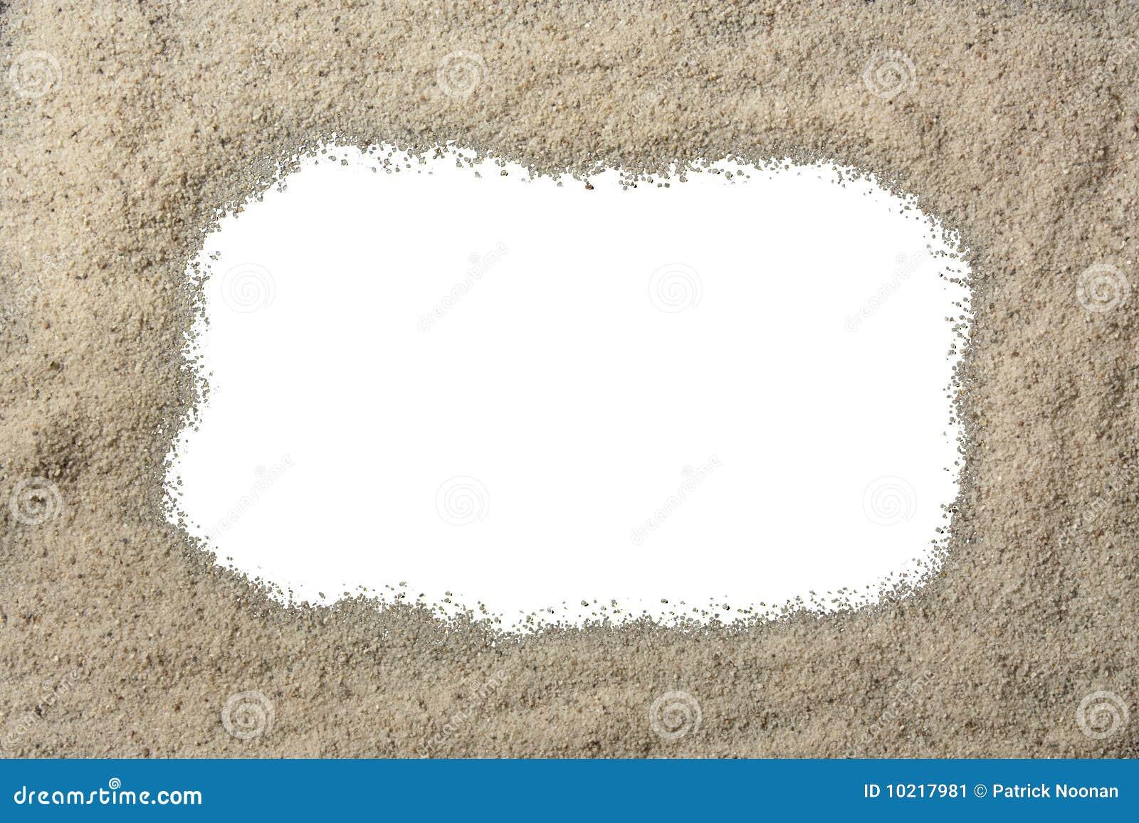 Sand Border