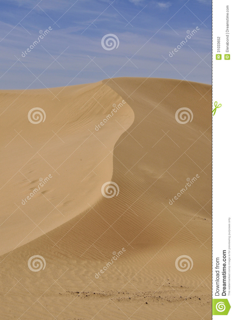 Sand dunes stock photo. Image of sonoran, peaceful, hill   20