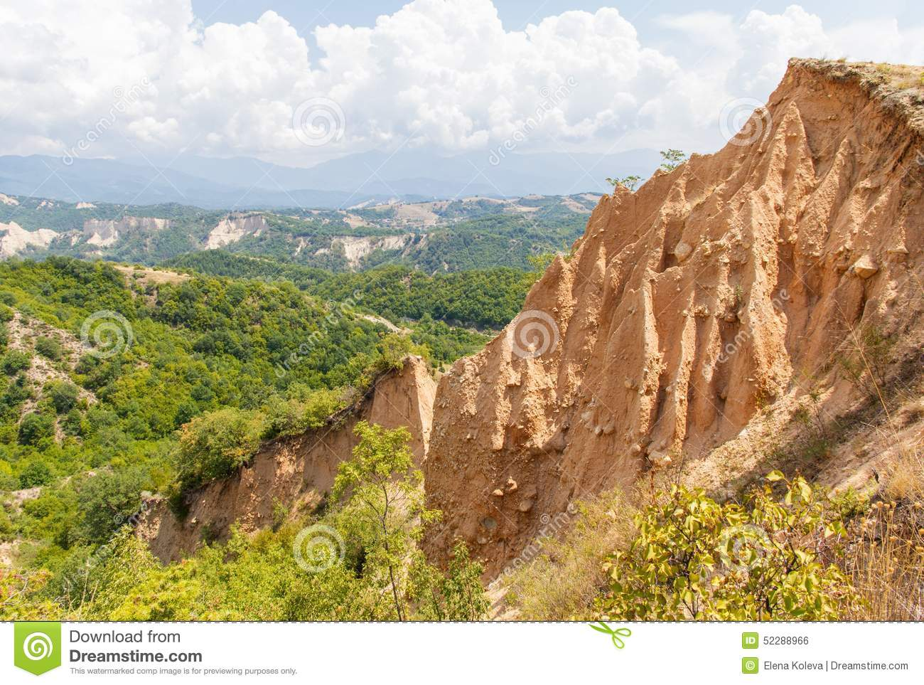 sand pyramids of melnik - photo #34