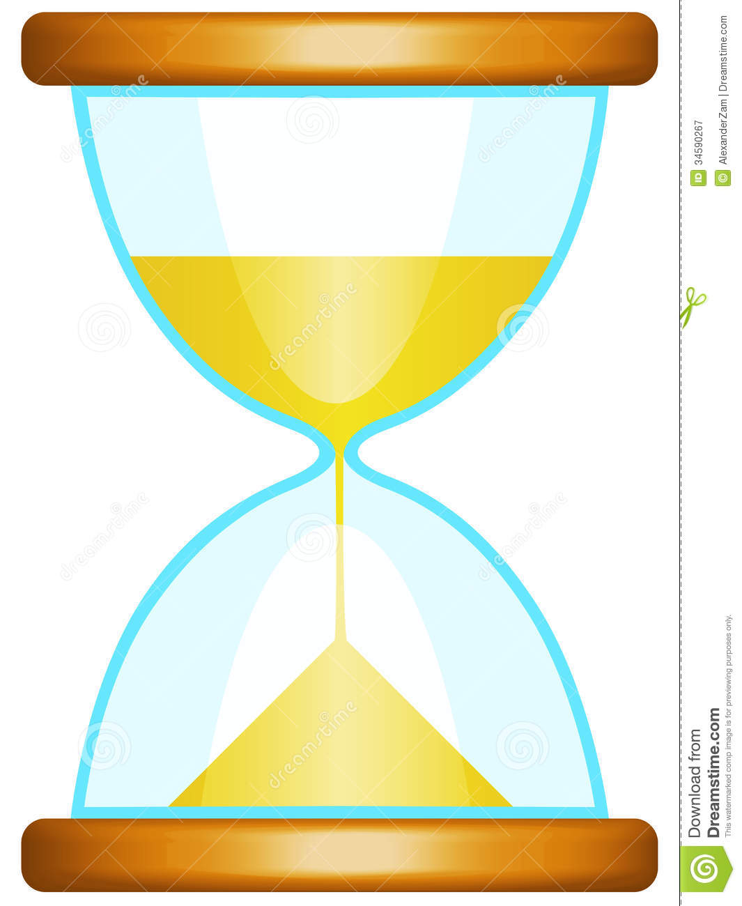 sand glass stock illustration illustration of icon  clock 34590267 Old Fashion Camera Cartoon Old Time Camera