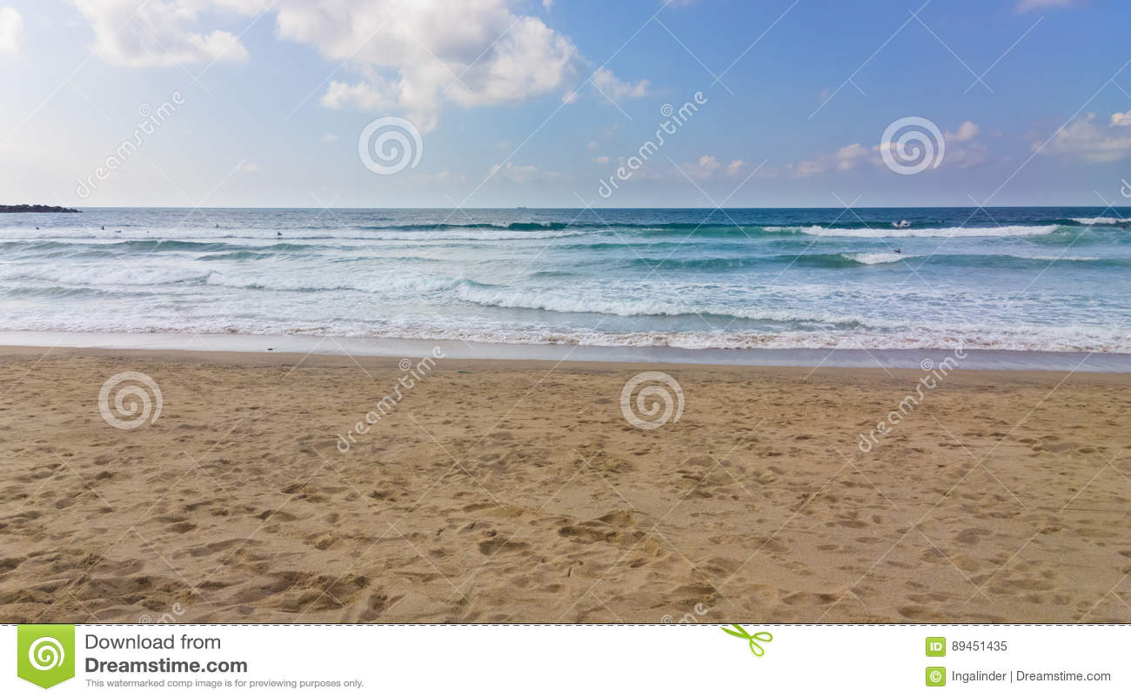 Sand havet