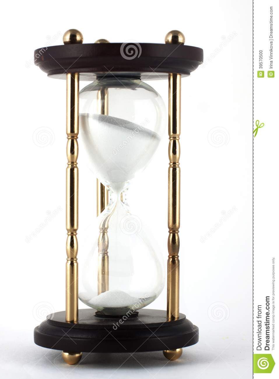 sand hourglass stock photo image of background glass