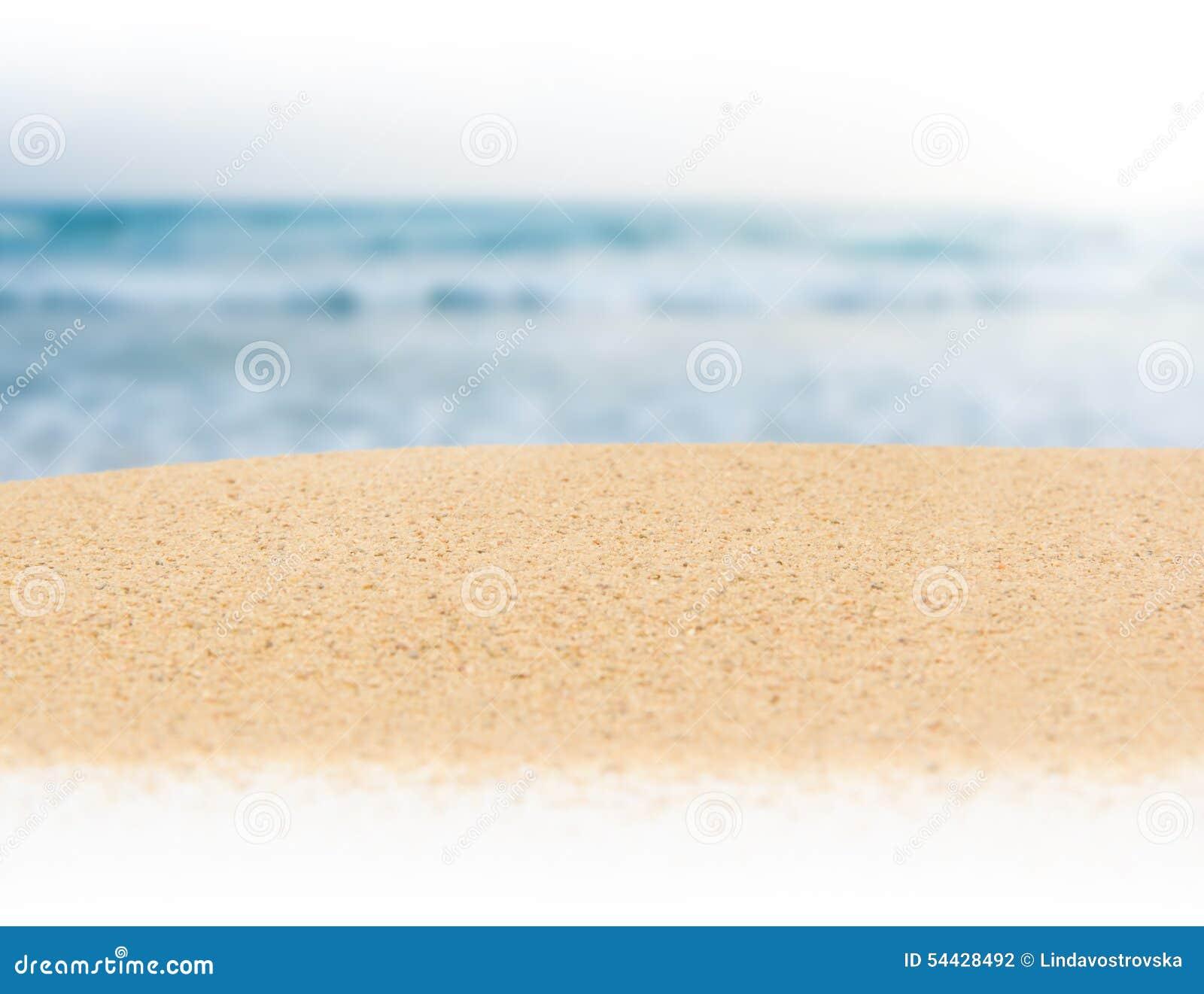 Sand och hav