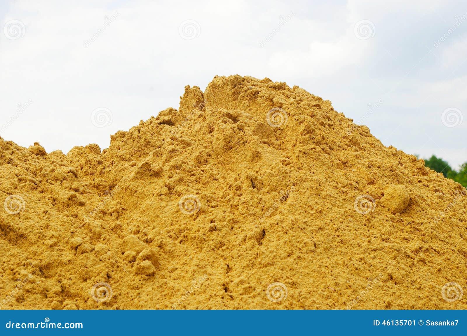 Sand Stock Photo - Image: 46135701