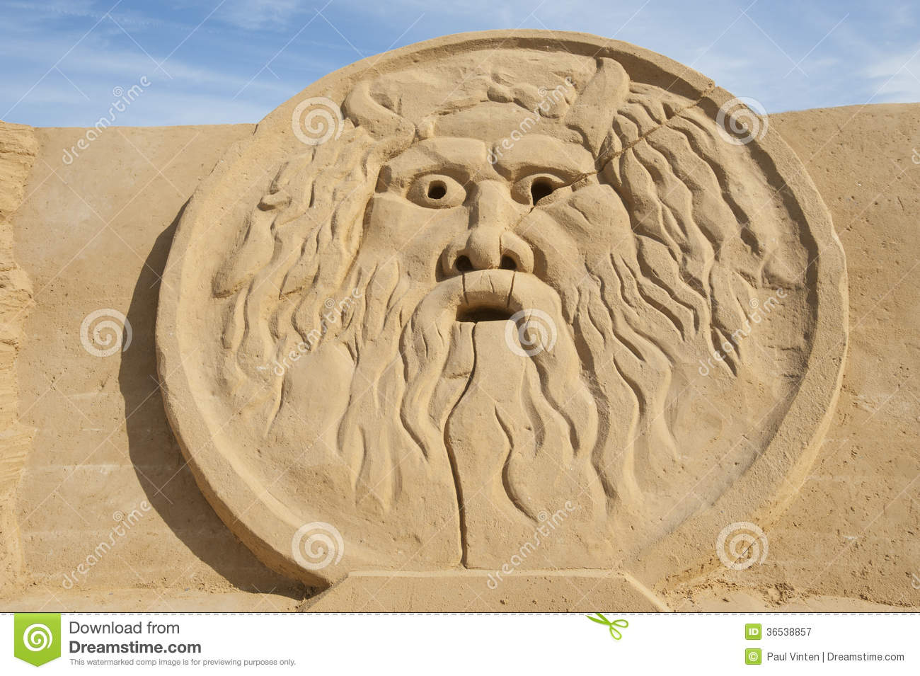 ... Of Greek God Zeus Royalty Free Stock Photography - Image: 36538857