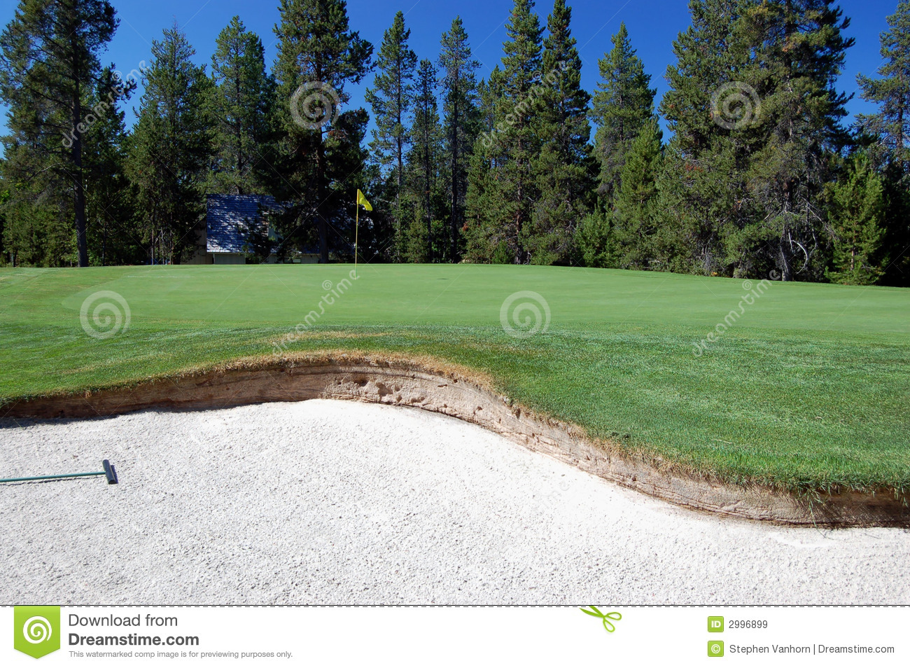 Sand trap royalty free stock images image 2996899 - Wand trap ...