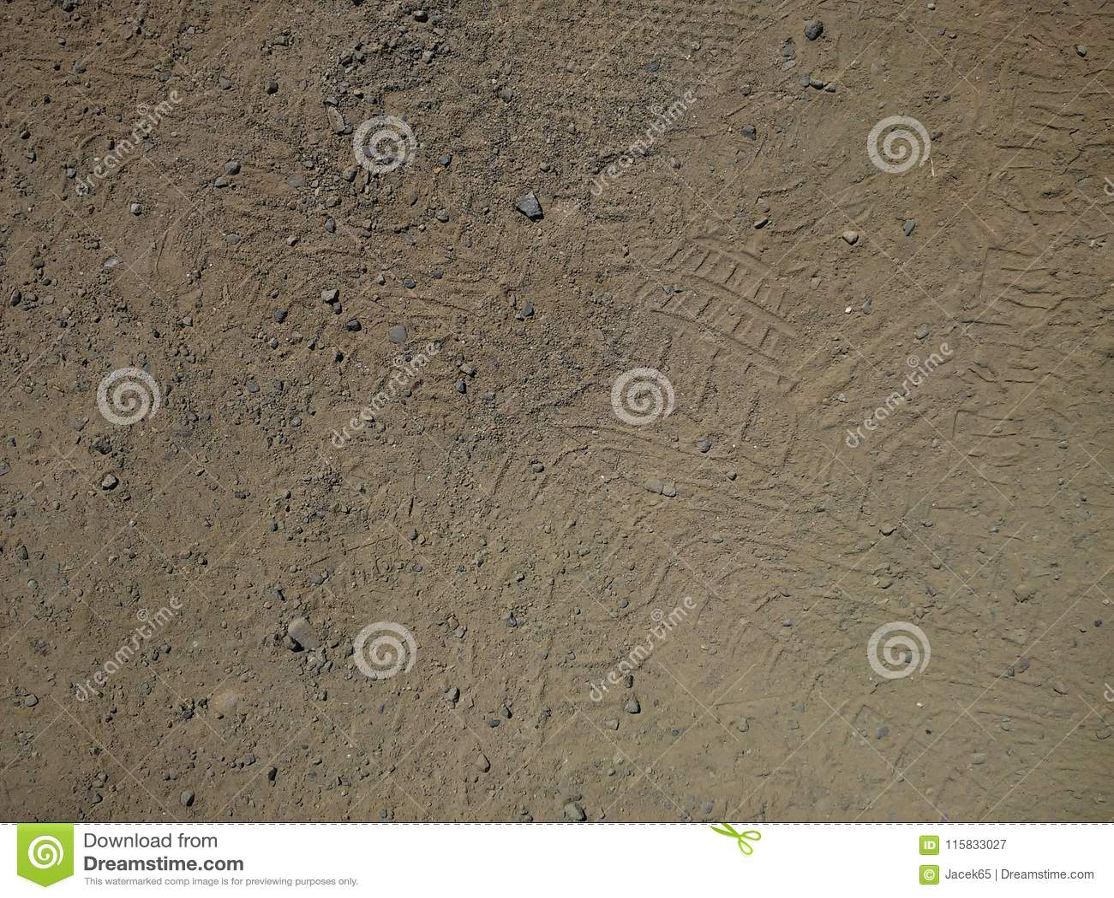 Sand und Kies